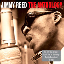 JIMMY REED * 54 Greatest Hits* Import 2-CD BOX SET * Original Songs *NEW, SEALED
