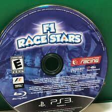 F1 Race Stars (Sony PlayStation 3, 2012) DISC ONLY 18862