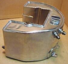 Oil Tank fits Harley Knucklehead ~ Pan ~ Rigid ~ CHROME