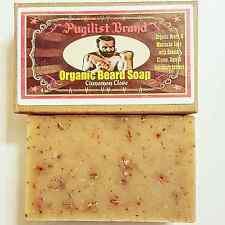 Organic Beard Care Soap - Cinnamon Clove by Pugilist Brand