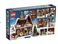 LEGO Creator Expert Gingerbread House 10267 Building Kit New 2020 FREE SHIP