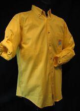 Lipton Ice Tea Baumwolle Kurzarm Langarm Vintage Sommer Jeans Hemd Retro Hipster