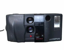 Olympus Infinity Tele Point and Shoot 35mm Film Camera Tested