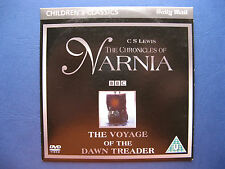 BBC/THE MAIL /THE CHRONICLES OF NARNIA THE VOYAGE OF THE DAWN TREADER /C.S.LEWIS
