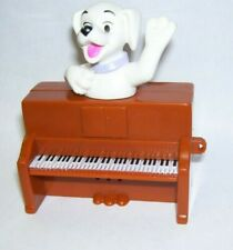 McDonalds Train Caboose Toy 101 Dalmatians with piano