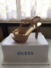 Guess Cipri Platform Heels Size 39