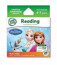 LeapFrog Learning Game Frozen