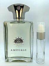 Amouage Reflection Man spray sample 5 ml, 10 ml decants