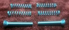**FIX YOUR FLOPPY VINTAGE BARGMAN L-300 LOCK HANDLE EASY** WITH NEW SPRINGS! **
