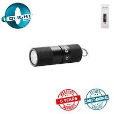 Olight I1R EOS rechargeabl Key Ring Keychain Flashlight 130LM - 5 Years Warranty