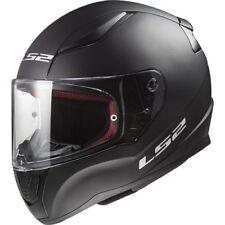 Casco Moto Ls2 Ff353 103531011 Rapid Solid Nero opaco M Ls2/103531011//m