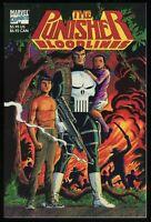 Punisher Bloodlines Graphic Novel Trade Paperback TPB Frank Castle Bag & Boarded