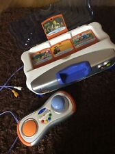 Vtech Smile Motion Console And Games