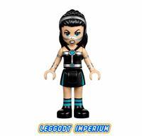 LEGO Minifigure - Lashina - DC girls minifig doll shg009 RARE! FREE POST