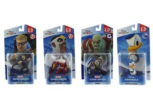 Disney Marvel Infinity 2.0 Assorted Character Figure Toy with Web Code Card