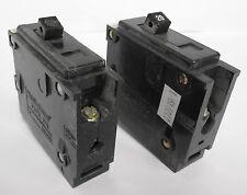 (3) Westinghouse Circuit Breakers 20A 120/240V Type BA 1 Pole