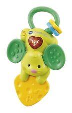 Peluches et doudous souris vert pour bébé