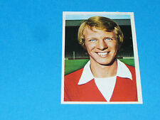 #192 DAVID MILLS MIDDLESBROUGH BORO FKS PANINI FOOTBALL ENGLAND 1975-1976