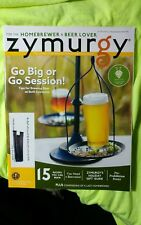 ZYMURGY MAGAZINE,  2016 VOL.39 NO.6 HOMEBREW AND BEER LOVER