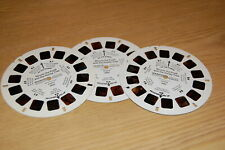 VIEW MASTER DISNEY WINNIE THE POOH AND THE HONEY TREE REELS - USED