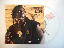 TIKEN JAH FAKOLY : JE DIS NON ! [ CD SINGLE PORT GRATUIT ]