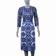 Midi Regular Dresses for Women with Embroidered