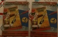 Power Rangers Dino Charge Kids Party Thank You Note Cards Lot/2
