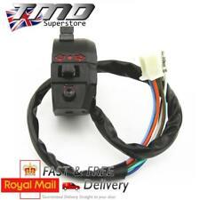 Motorcycle Universal Handlebar Control Switch Light Horn Indicators Bar ATV Quad