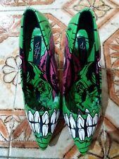 IRON FIST Zombie Stomper Decollete High Heels Punk Splatter Horror Shoes Monster