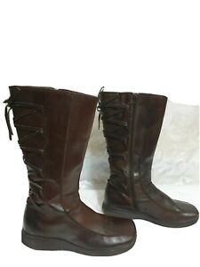 Clarks Women's Boots Size Uk 6 / Eu 39