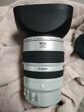 Canon Video Lens 20x Zoom XL 5.4-108mm