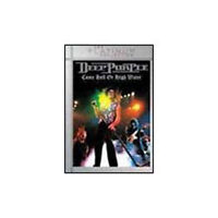 DEEP PURPLE - Come Hell O Alta WATER NUEVO DVD