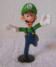 CUSTOM Christmas Ornament Made From Nintendo Super Mario Bros NEW LUIGI Jumping