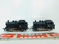 BL253-1# 2x Märklin H0/AC 3000 Tenderlok/Dampflok/Dampflokomotive 89 006 DB