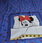 Disney CTI Mickey Minnie Reversible Duvet Cover pillowcase / Housse de couette