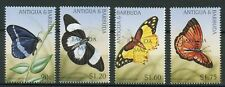 Barbuda MiNr. 2118-21 postfrisch Schmetterlinge (1D197