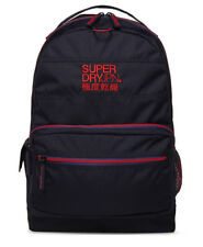Superdry Backpack Moncheater Montana Navy/rebel Red