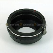 For Canon EOS EF EF-S Lens to Nikon 1 Camera Body Adapter Ring J3 J4 J5 V2 V3 V5