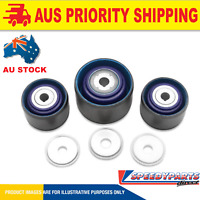 Suits Ford Falcon BF FG SPEEDY PARTS HD Rear Diff Mount Bush Kit SPEEDYPARTS