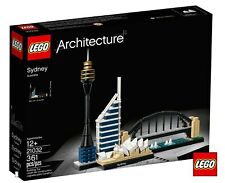 LEGO 21032 Architecture Sydney Harbour ♟️ Opera House worn box