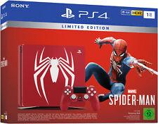 SONY PlayStation 4 Slim 1TB Spider-Man Limited Edition + Spiel B-WARE