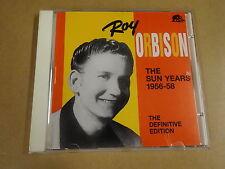 CD / ROY ORBISON - THE SUN YEARS 1956-58