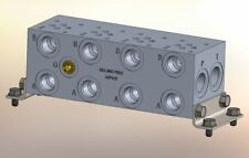 Hydraulic Manifold A3P42S // AD03P042S // BMR-ASP03S2-04 // BA03GPS04SDUAAAA