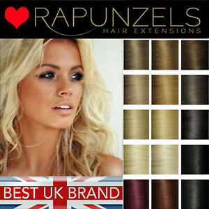 Hair extensions weave weft, real human remy hair LA weave Rapunzels salon hair