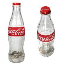 Coca-cola Glass Contour Bottle Bank