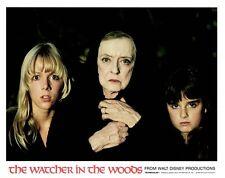 BETTE DAVIS Lobby Card THE WATCHER IN THE WOODS (1980) Lynn-Holly Johnson, Kyle