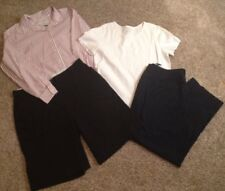 LOT OF 4 WOMENS PLUS SIZE 18-20 & 1X CLOTHING CUTE TOPS/SHORTS/PANTS