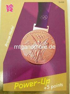 Adrenalyn XL London 2012 - #348 Bronze Medal - Power-Up