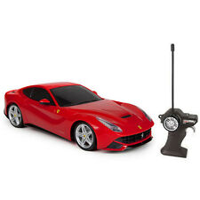 Maisto Tech Red Ferrari F12 Berlinetta RC Remote Control Car 81241