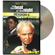 In The Heat of the Night Season 4, DVD, Alan Autry, David Hart, Hugh O'Connor, H